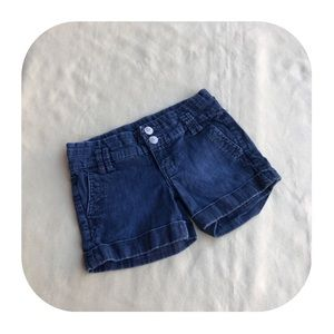 6/$15 STS Blue Jean shorts size 26